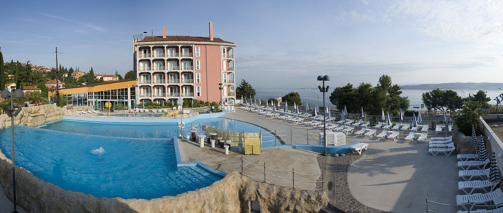Hotel Aquapark Zusterna