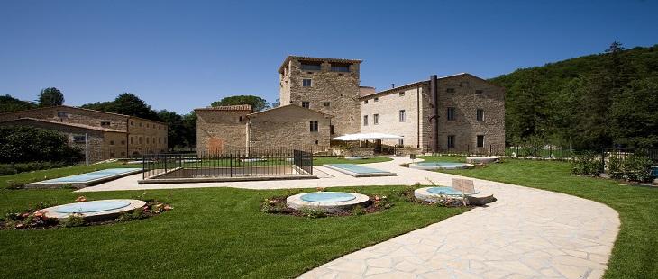 Borgo Hotel Le Terre del Verde, Gualdo Tadino, Umbria ...