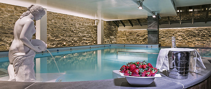 Grand hotel terme roseo bagno di romagna emilia romagna - Terme bagno di romagna euroterme ...