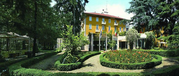 Hotel delle Rose - Terme di Monticelli