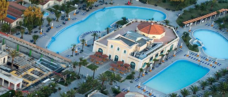 Victoria Terme Hotel, Tivoli Terme, Lazio | bookinghotelbenessere.com