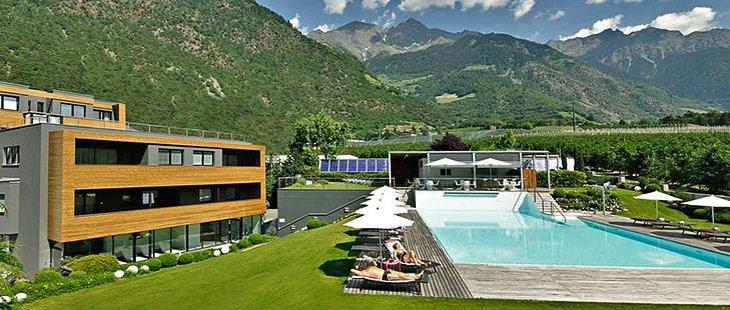 Design hotel tyrol rabland trentino s dtirol for Designhotel suedtirol