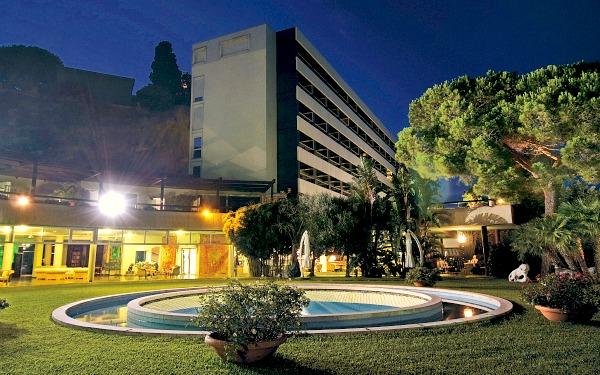 Hotel Del Mare Bordighera Spa