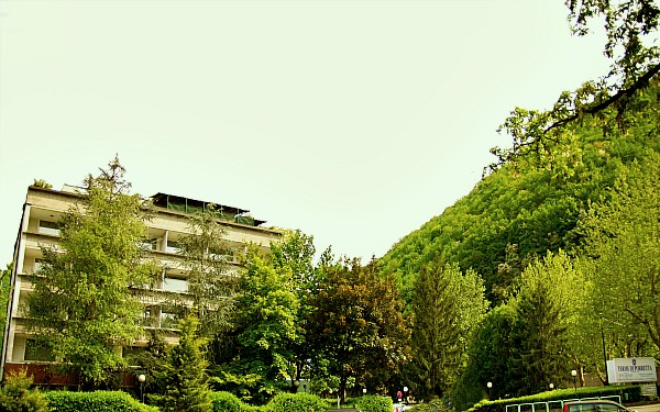 Hotel Santoli Porretta Terme