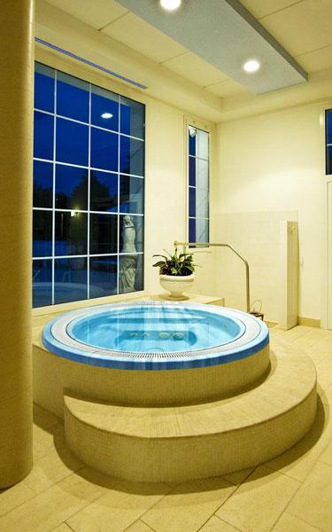 Spa Montegrotto Terme Sauna Finlandese: Hotel Bellavista Thermal Spa, Montegrotto Terme, Veneto