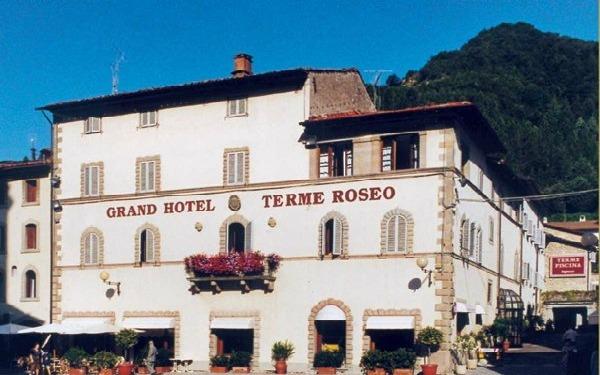Grand Hotel Terme Roseo, Bagno di Romagna, Emilia-Romagna ...