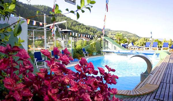 Hotel tosco romagnolo bagno di romagna emilia romagna - Hotel bagno di romagna con piscina ...