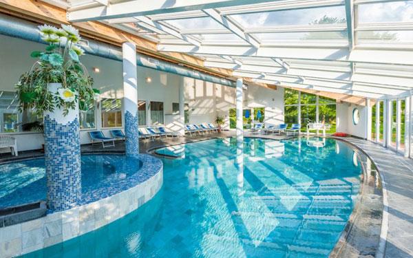 Hotel Al Sorriso Greenpark Wellness Levico Terme
