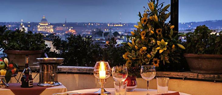 hotel mediterraneo roma: