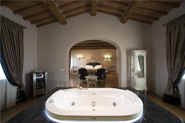 Spa Hotel dei Papi Luxury a Cortona in Toscana